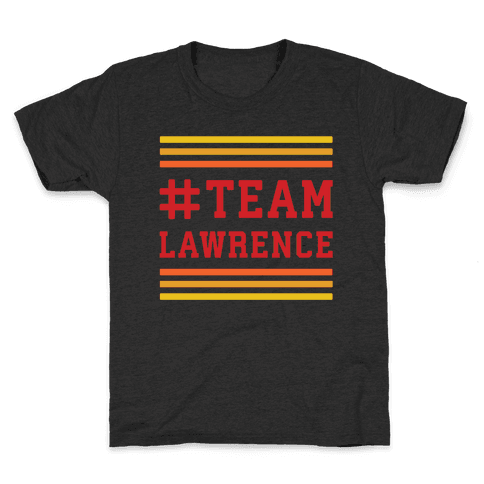 Team Lawrence Kids T-Shirt