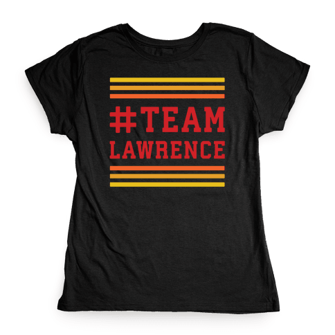 Team Lawrence Womens T-Shirt