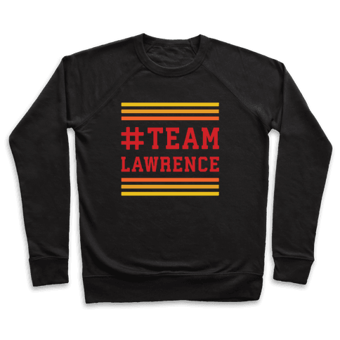 Team Lawrence Pullover