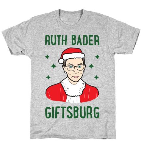 Ruth Bader Giftsburg T-Shirt