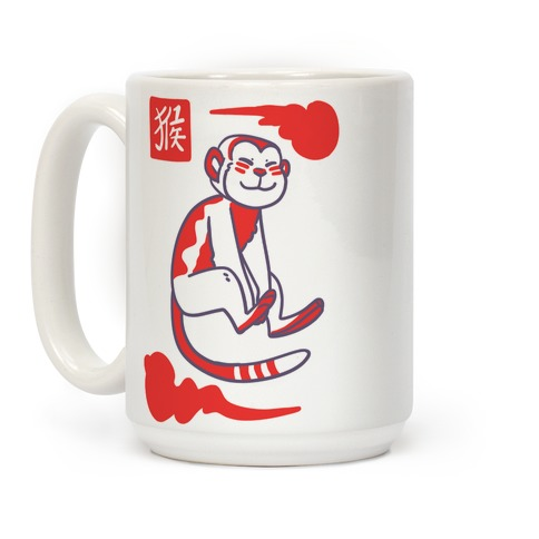Monkey - Chinese Zodiac Coffee Mug