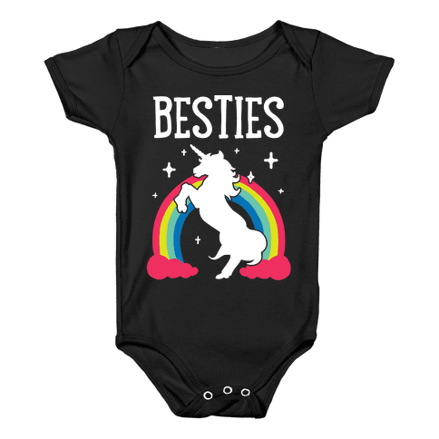Magical Besties 2 Baby Onesy