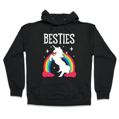 Magical Besties 2 Hooded Sweatshirt