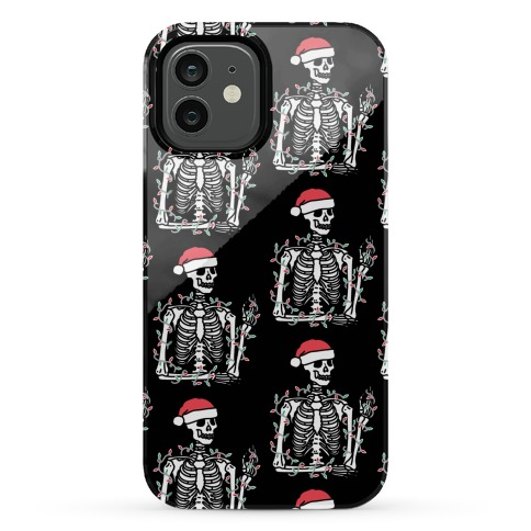 When You're Dead Inside But It's Christmas Phone Case