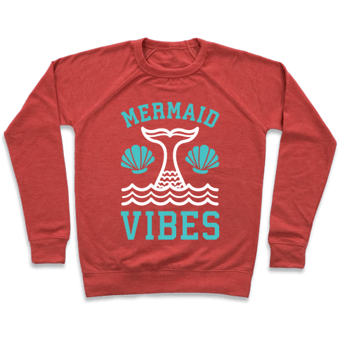 Mermaid Vibes Pullover