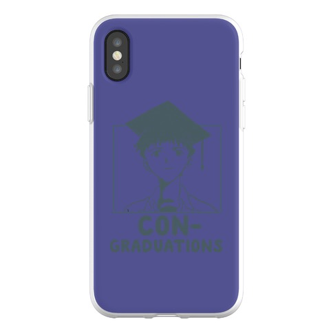 Con-Graduations, Shinji-Kun Phone Flexi-Case