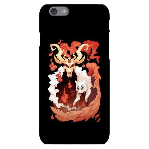 Demon's familiar Phone Case