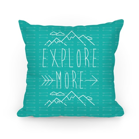 Explore More Pillow
