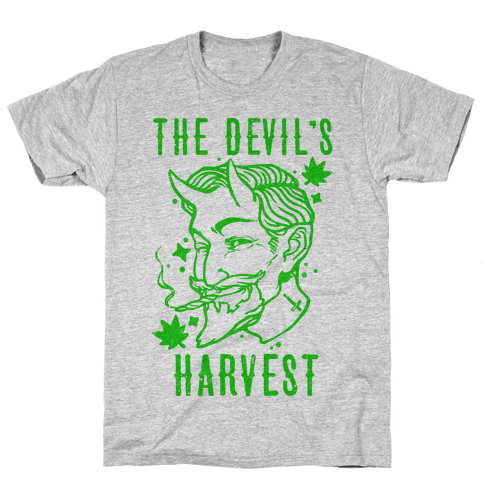 The Devil's Harvest Mens T-Shirt