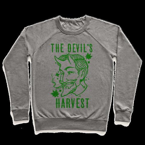 The Devil's Harvest Pullover