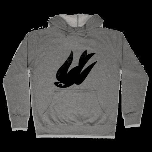 The Bird (Vintage) Hooded Sweatshirt