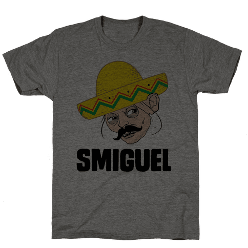 Smiguel Mens T-Shirt