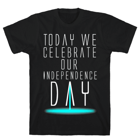 Independence Day Mens T-Shirt
