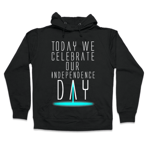 Independence Day Hooded Sweatshirt