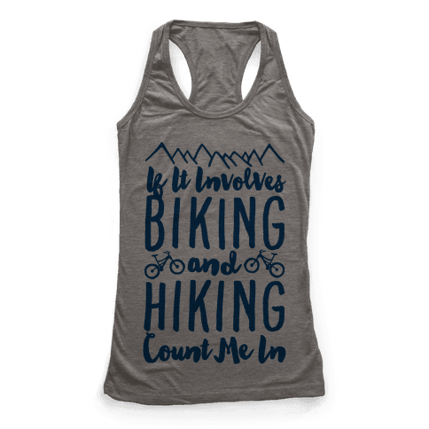 Biking and Hiking