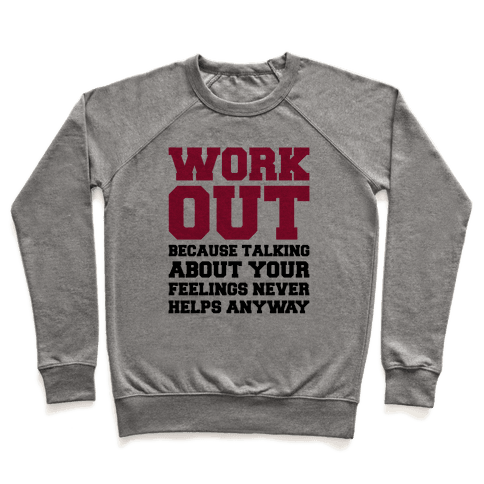 Work Out Pullover