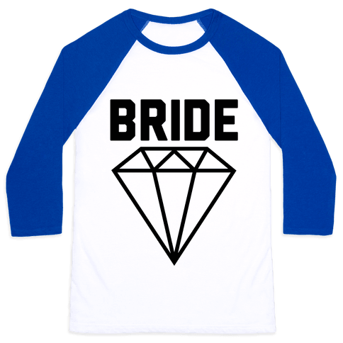 Bride (Flawless Diamond) Baseball Tee