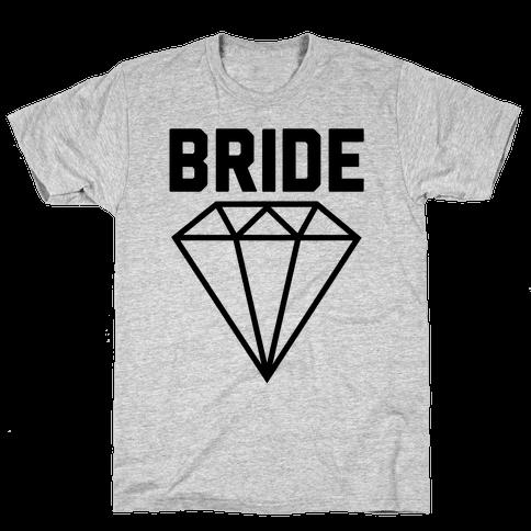 Bride (Flawless Diamond) Mens T-Shirt