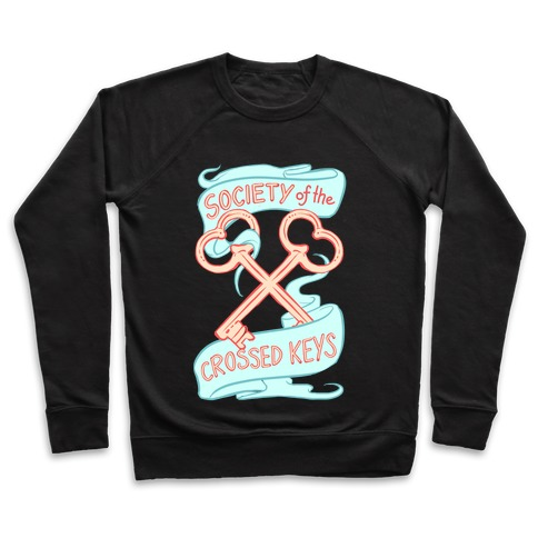 Society of the Crossed Keys Pullover