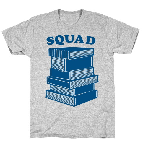 Book Squad Mens T-Shirt