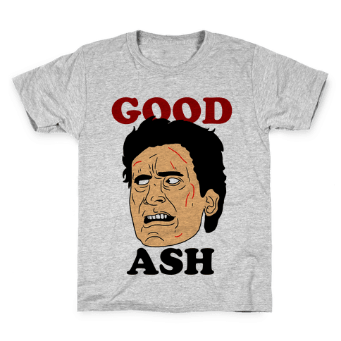 Good Ash Couples Shirt Kids T-Shirt