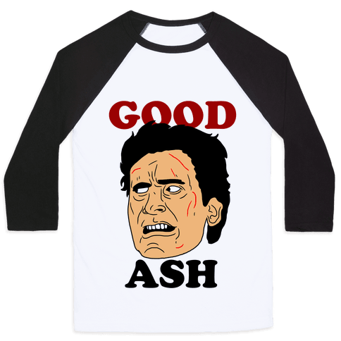 Good Ash Couples Shirt Baseball Tee