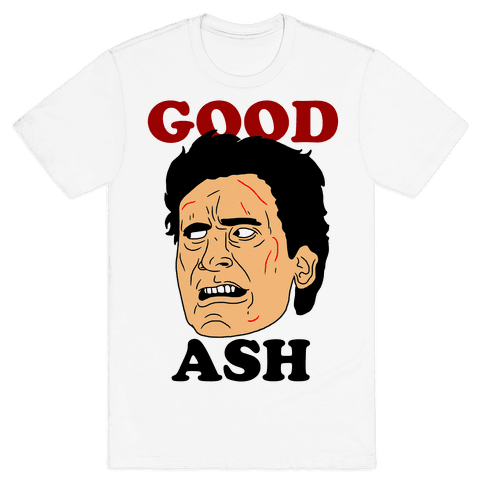 Good Ash Couples Shirt Mens T-Shirt