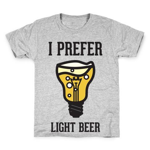 Light Beer Kids T-Shirt