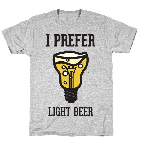 Light Beer T-Shirt