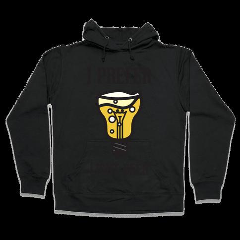 Light Beer Hooded Sweatshirt