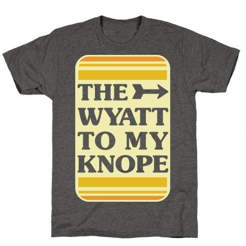 The Wyatt To My Knope T-Shirt