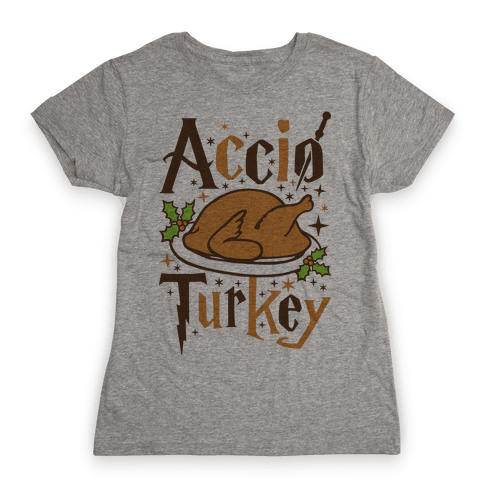 Accio Turkey Womens T-Shirt