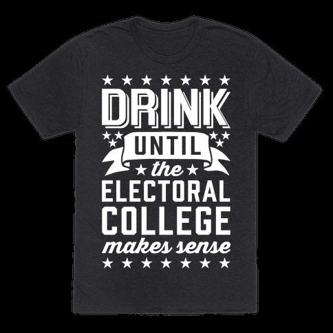 Drink Until The Electoral College Makes Sense