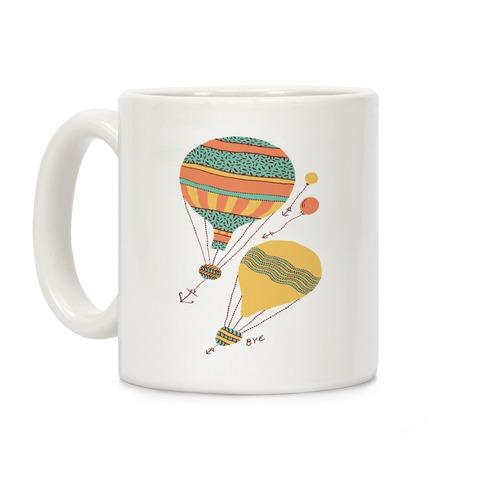 Balloon Flight Coffee Mug