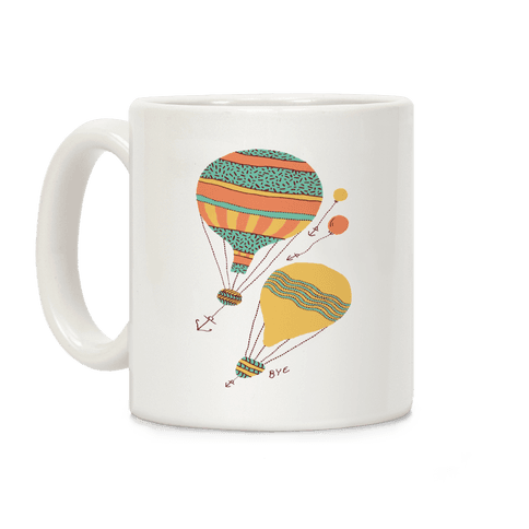 Balloon Flight Coffee Mug
