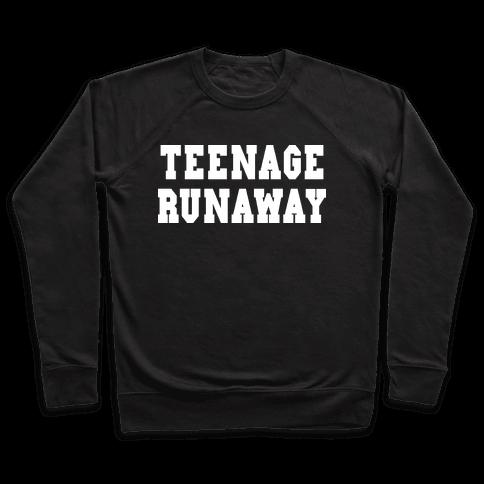 Teenage Runaway (Harry Shirt) Pullover