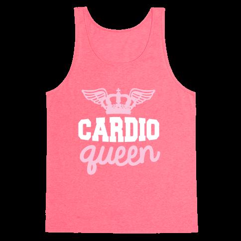 Cardio Queen Tank Top