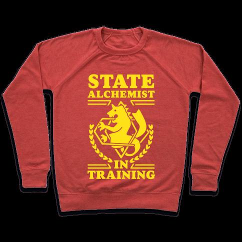 State Alchemist in Training Pullover