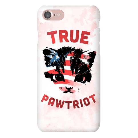 True Pawtriot Phone Case