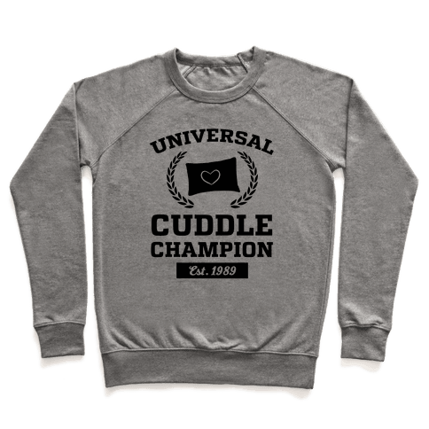 Universal Cuddle Champion Pullover