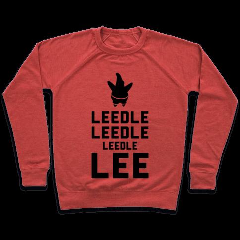 Leedle Leedle Leedle Lee (Keep Calm Patrick) Pullover