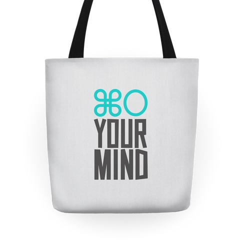 Open Your Mind Tote