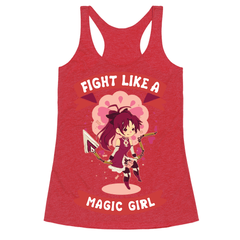 Fight Like A Magic Girl Parody Kyoko