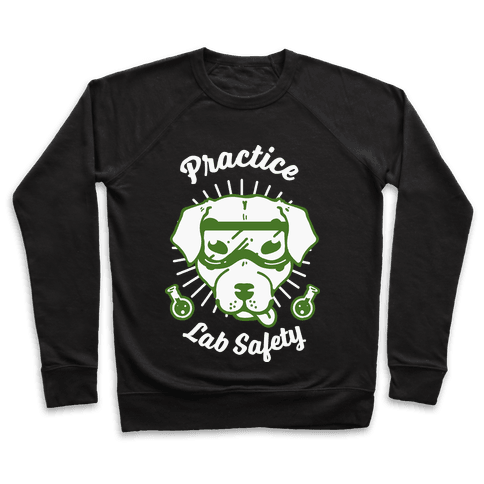 Practice Lab Safety Pullover