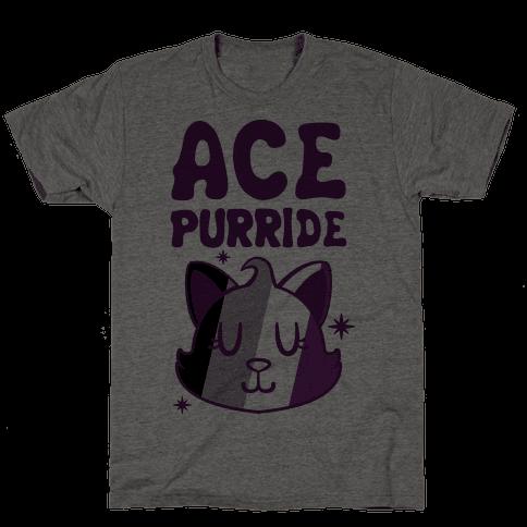 Ace Purride Mens T-Shirt