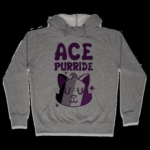 Ace Purride Hooded Sweatshirt