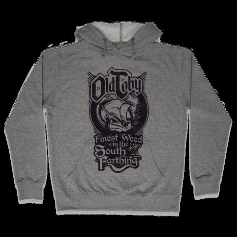 Old Toby Hooded Sweatshirt