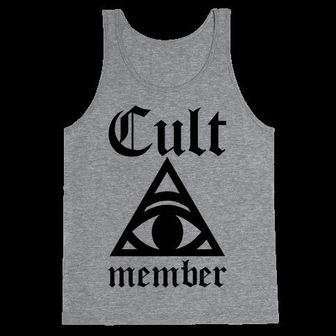 Cult Member Tank Top