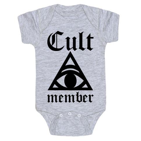 Cult Member Baby Onesy