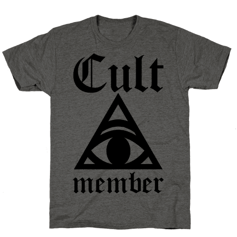 Cult Member Mens T-Shirt